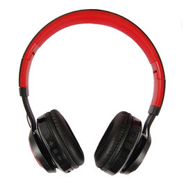 Xifo Wireless Bluetooth Headphones Model M21 in Red Black Colour