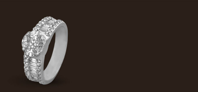 wedding Diamond jewellery