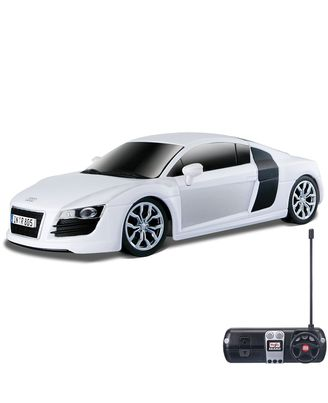 Maisto 1: 24 R/C Audi R8 V10, Grey