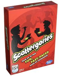 Hasbro Games Scattergories, Age 13+