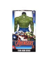 Avengers 12 Inch Titan Hero Hulk Action Figure, Age 4+