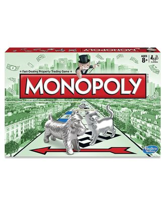 Hasbro Games Monopoly, Age 8+