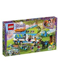 Lego Friends Mia'S Camper Van Building Blocks, Age 7+