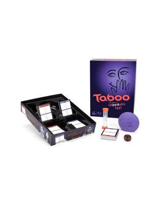 Hasbro Games Taboo, Age 13+