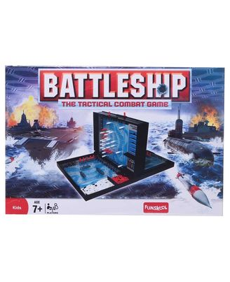 Funskool Battleship The Tactical Combact Game, Multi color
