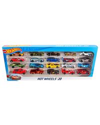 Hot Wheels 20 Car Gift Pack Asst, Age 3+
