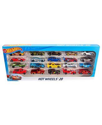 Hot Wheels 20 Car Gift Pack Asst, Age 3+