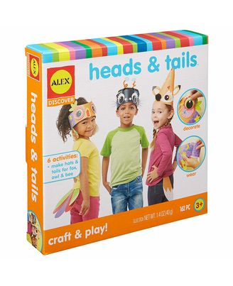 Alex Discover Heads & Tails Novelty