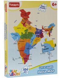 India Map Puzzles