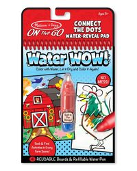 Melissa & Doug Water Wow! Connect The Dots Toy