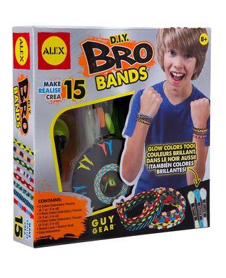 Alex Toys Diy Bro Bands, Age 8+