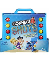 Hasbro Games Connect 4 Shots, Age 8+