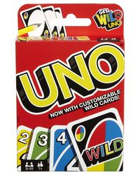 Uno Card Game, Age 7+