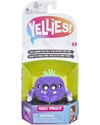 Hasbro Yellies! Wiggly Wriggles; Voice-Activated Spider Pet; Ages 5 and up Wigglers
