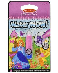 Water Wow Fairy Tale Activity Books - On the Go