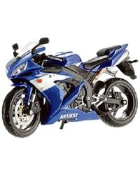 Maisto 1: 12 Yamaha YZF-R1, Blue