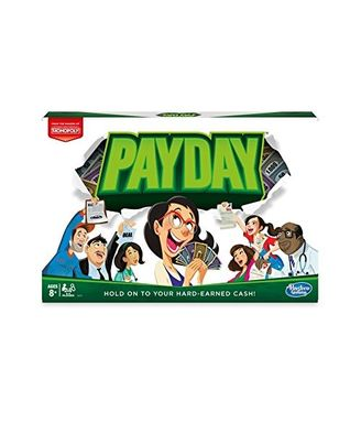 Hasbro Games Monopoly Payday, Age 8+
