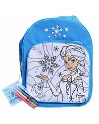Disney Art & Craft Disney Frozen Colour Bag, Age 6