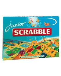 Mattel Scrabble Junior Board Game, Age 6+