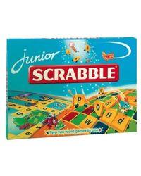 Mattel Scrabble Junior Board Game, Age 6+