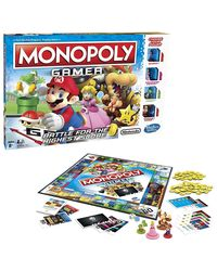 Hasbro Games Monopoly Gamer, Age 8+