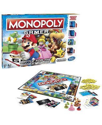 Hasbro Games Monopoly Gamer, Age 8+