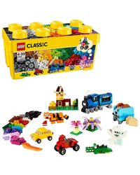 Lego Classic Medium Creative Building Blocks, Age 4+